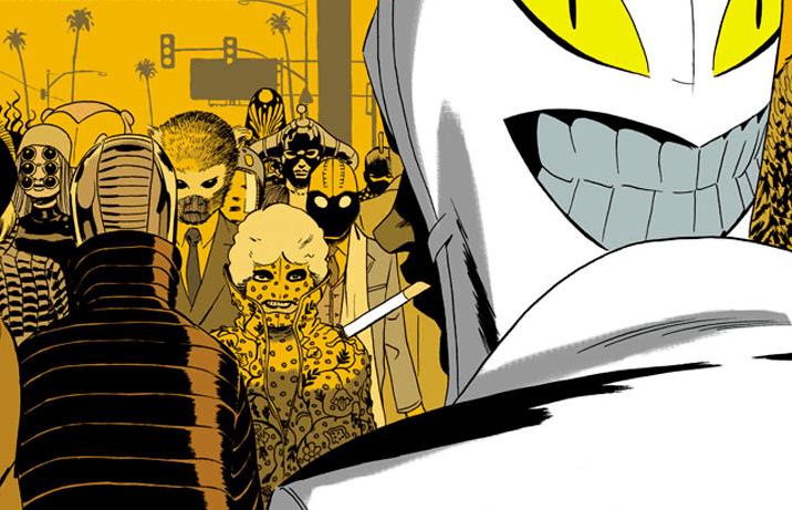 private-eye_Nella rete del fumetto