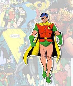 I dolori del giovane pettirosso: Robin e il ruolo del sidekick – Prima parte_Approfondimenti
