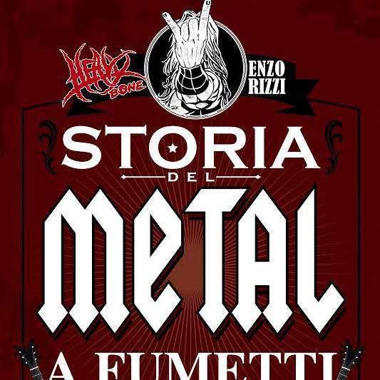 """Sondaggio dedicato ai fan per """"Storia del Metal a Fumetti"""""""