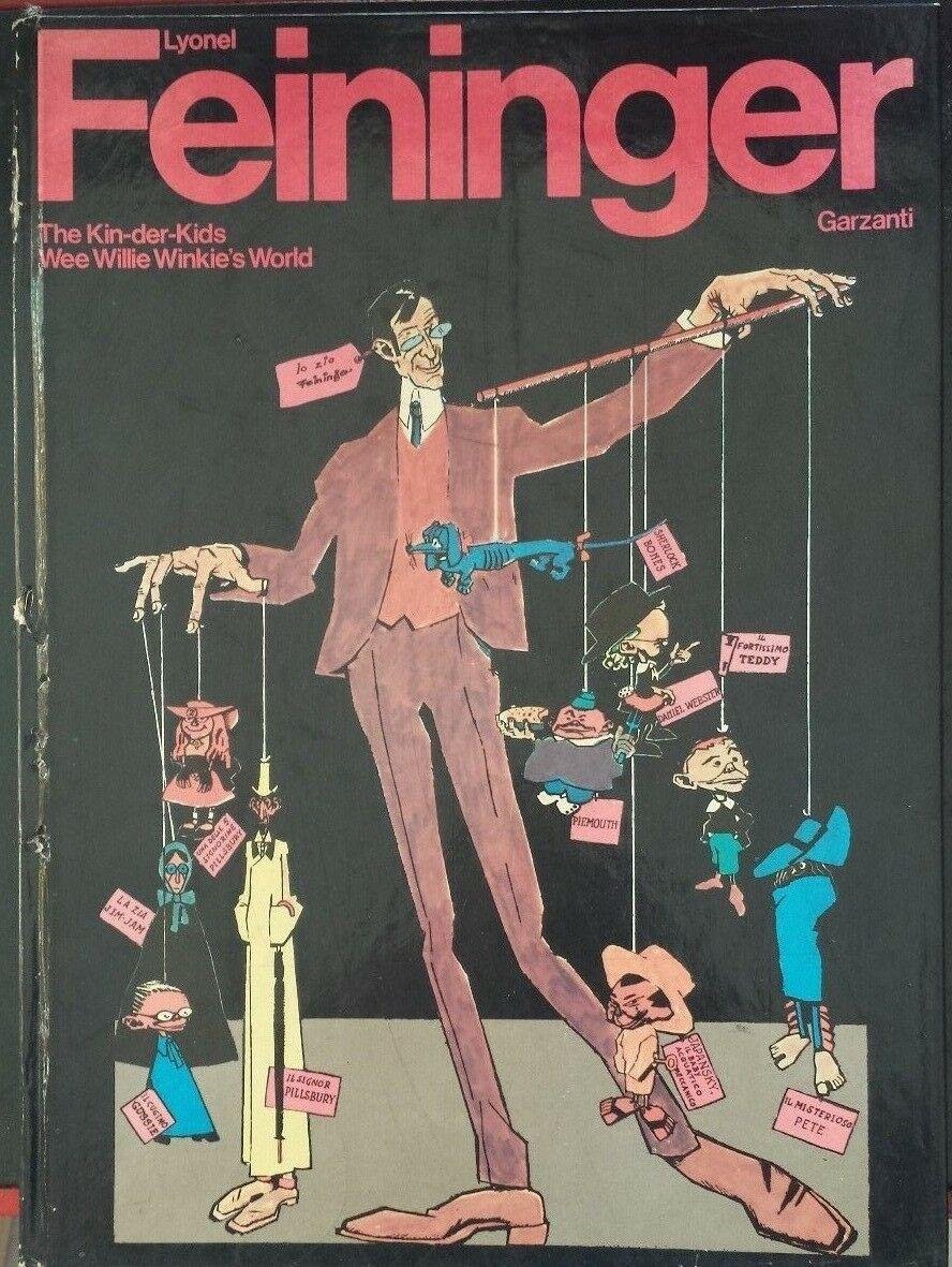 Lyonel Feininger – The Kin-Der-Kids e Wee Willie Winkie's World