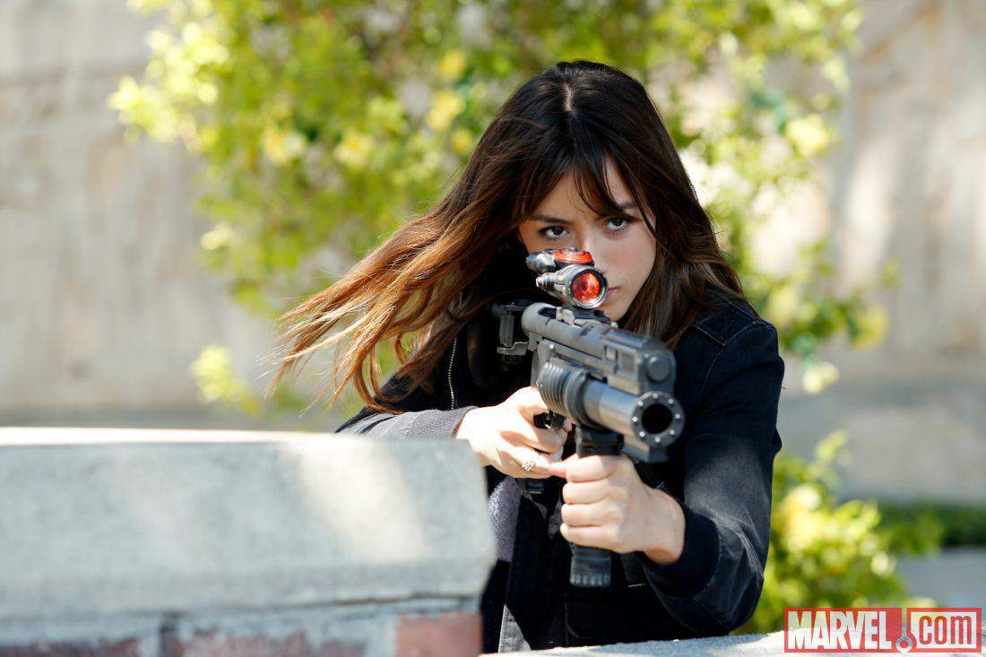 Marvel's Agents of S.H.I.E.L.D. - Chloe Bennet parla di Skye
