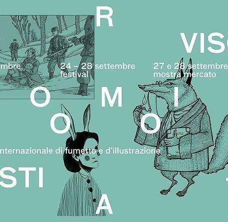 E' iniziato il Treviso Comic Book Festival 2014