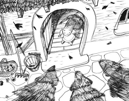 Cyril Predrosa – Tre Ombre_Essential 300 comics
