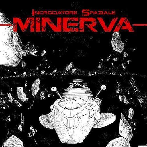 """Labo Fumetto lancia online la saga """"Incrociatore spaziale Minerva"""""""