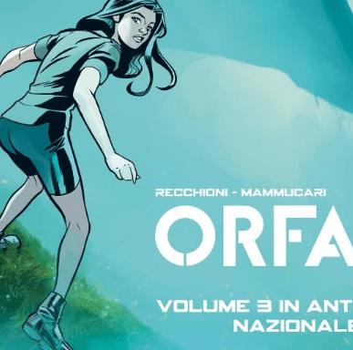 """""""Orfani"""" Vol. 3: maratona di artisti alla libreria Borri Books di Roma"""