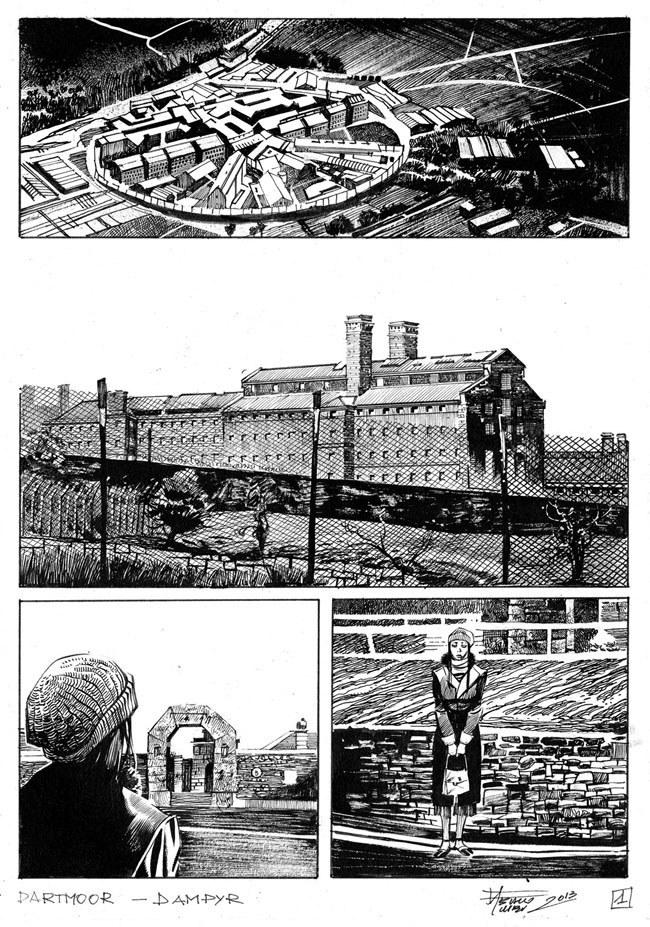 Capitan Ambù a Lucca Comics 2014: di marinai, autoproduzioni e doveri