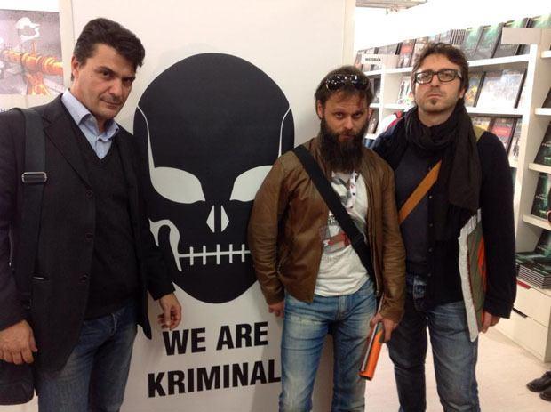 "Mondadori svela a Lucca Comics la serie inedita ""Kriminal"", dedicata al personaggio di Max Bunker"