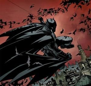 Batman disegnato da Greg Capullo