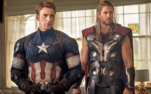 Captain America 3 e Thor 3: Marvel rivela titoli ufficiali
