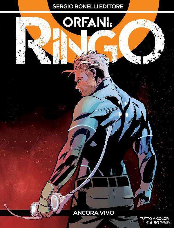 """Arriva in edicola """"Orfani: Ringo"""" con la seconda stagione e in tv con il motion comic"""