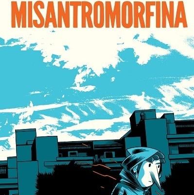 Cover Misantromorfina