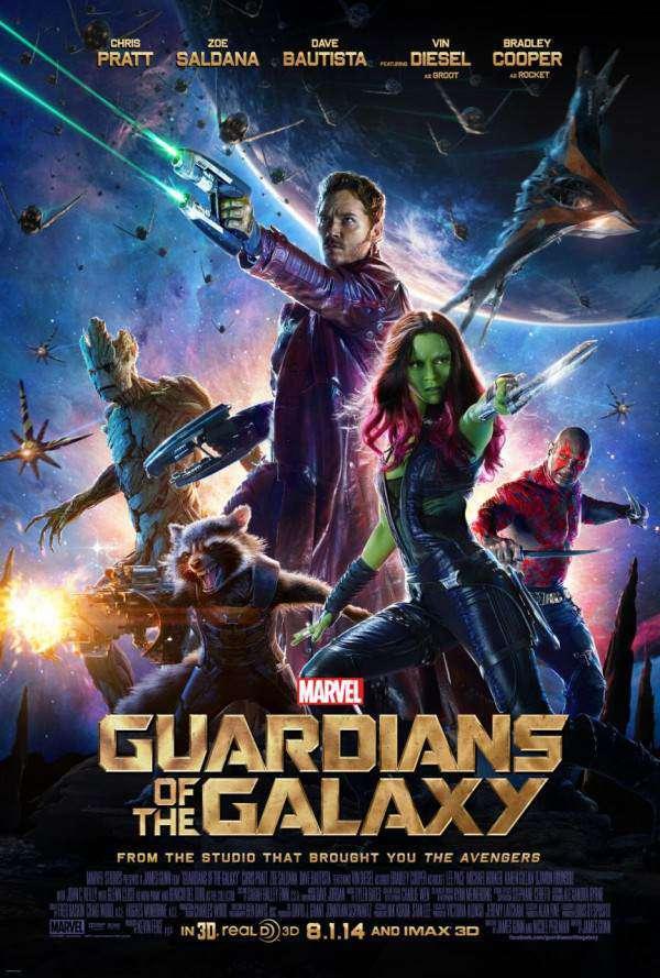 I guardiani della galassia 2