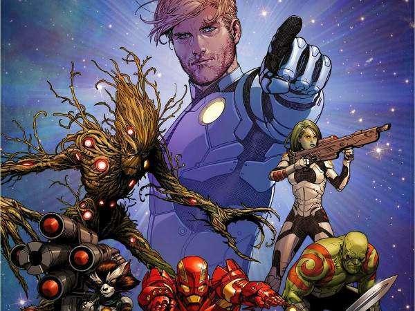 I guardiani della galassia 5