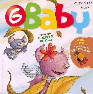 """Con G Baby di ottobre il primo volume di """"Orsoleo"""""""