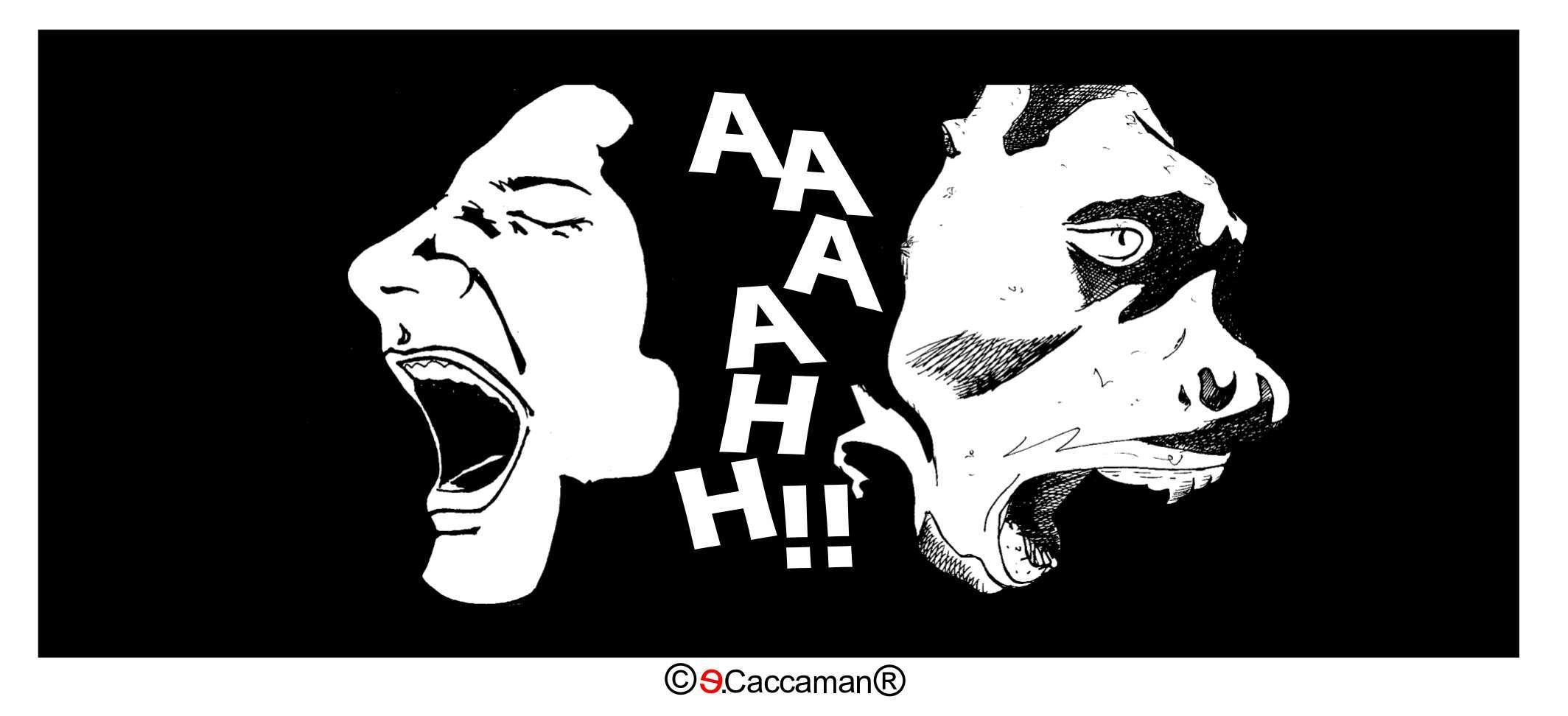 L'ira di Caino, l'orrore della guerra raccontato da Caccaman