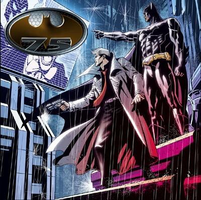 Speciale Batman 75: Sergio Giardo per Batman e Nathan Never