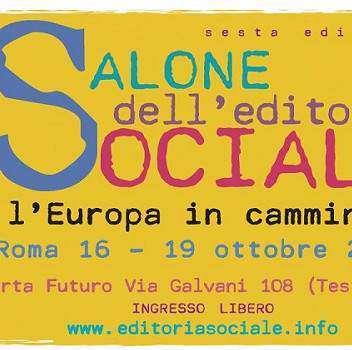 Sesta edizione del Salone dell'Editoria Sociale… a fumetti