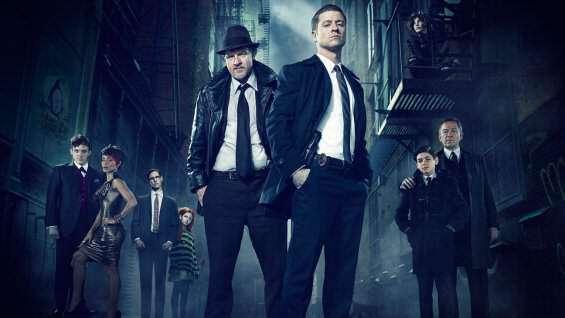 Gotham: stunt bianca per attrice di colore, polemiche