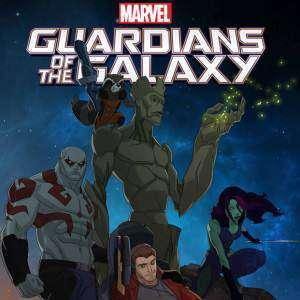 Guardiani della Galassia: serie animata nel 2015