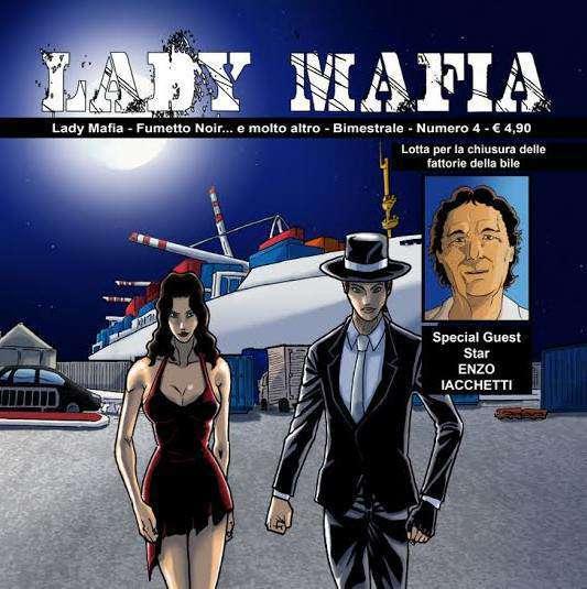 Enzo Iacchetti e Lady Mafia per gli Orsi della Luna