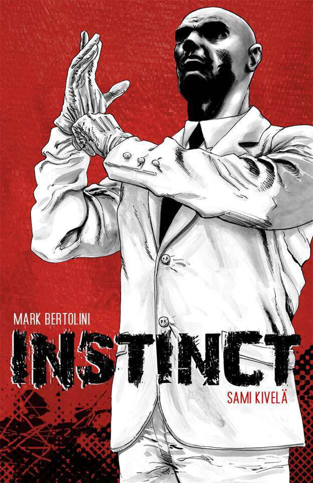 "Graphic Novel ""Instinct"" sul grande schermo"