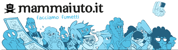 mammaiuto_Nella rete del fumetto