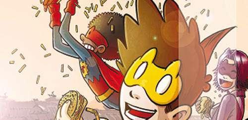 """Shockdom News: in arrivo il secondo volume di """"Maschera Gialla"""""""