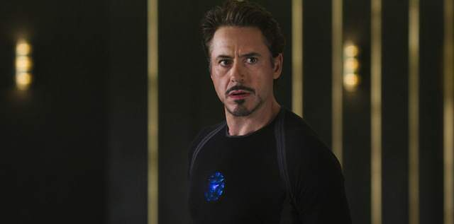 Robert Downey Jr. in Captain America 3