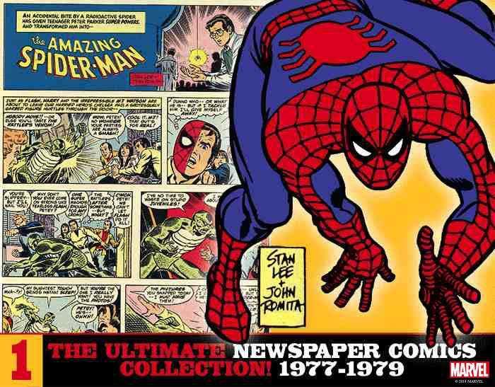 Marvel e IDW insieme per Collection Strip Spider-man