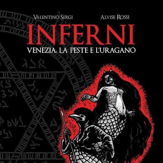 """Presentazione del fumetto """"Inferni"""" di Sergi – Rossi al Cafè L'Etrou"""