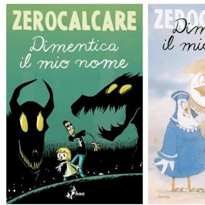 """Anteprime a Milano e Roma per il nuovo di Zerocalcare: """"Dimentica il mio nome"""""""