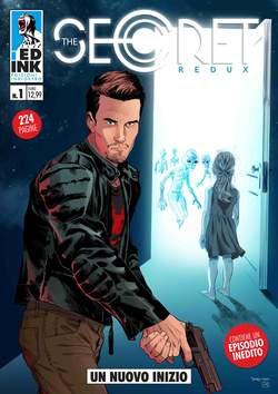 """Edizioni Inkiostro ristampa in versione deluxe la serie """"The Secret"""""""