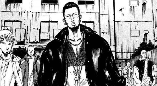 L'usuraio # 1 (Shohei Manabe)