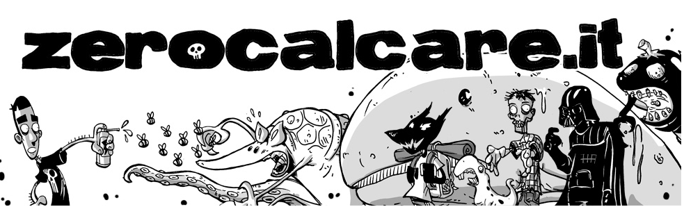 zerocalcare_Nella rete del fumetto