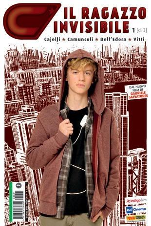 Il ragazzo invisibile #1 (Cajelli, Camuncoli, Dell'Edera, Vitti)