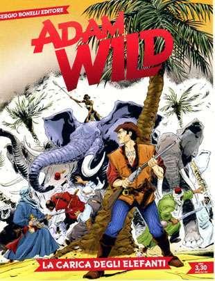 Adam Wild #2 – La carica degli elefanti (Gianfranco Manfredi, Darko Perovic)