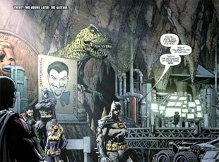 Power is Knowledge: the unifying theories of Batman_Articles