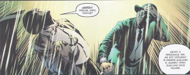 Le nuove leggende del cavaliere oscuro #18 (Soule, Calero)
