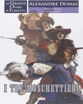 I tre moschettieri: dal romanzo al fumetto e ritorno