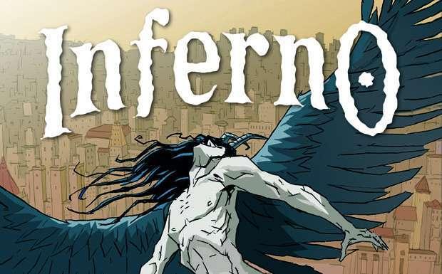 """Anteprima """"Inferno"""" di Susanna Raule e Armando Rossi"""