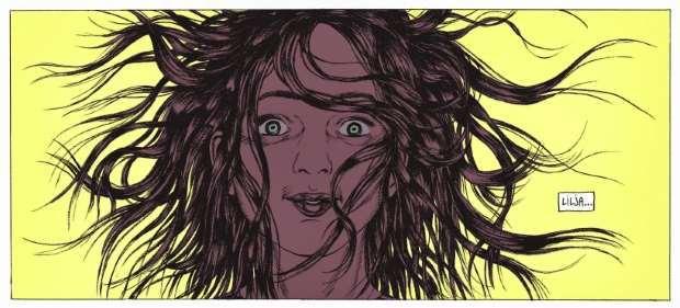 Un nuovo classico di fantascienza a fumetti: Aâma di Frederick Peeters