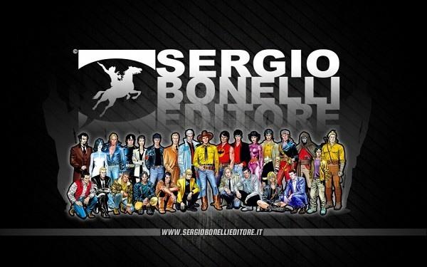 Lucca Comics & Games 2014: le novità Sergio Bonelli Editore