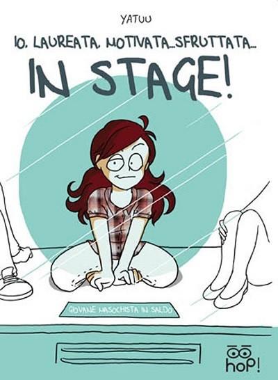 Io, laureata, motivata… sfruttata… In stage! (Cyndi Barbero)