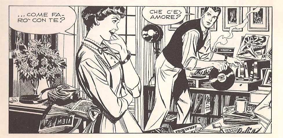 on-stage-A_300: biblioteca essenziale del fumetto