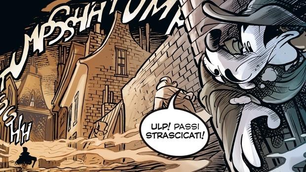 Dal racconto all'opera a fumetti: Lo strano caso del Dottor Ratkyll e di Mister Hyde