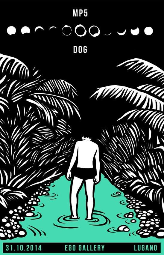 """Ego Gallery ospita """"Dog"""", personale  dell'artista italiana MP5"""