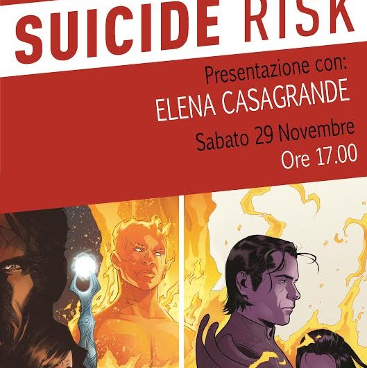 Il 29 ottobre Elena Casagrande alla Fumetteria Stregomics