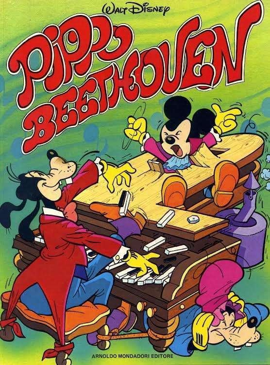 """""""Bam, bam, bam, baaam!"""" il mito di Beethoven raccontato a fumetti, dai Peanuts a Pippo"""