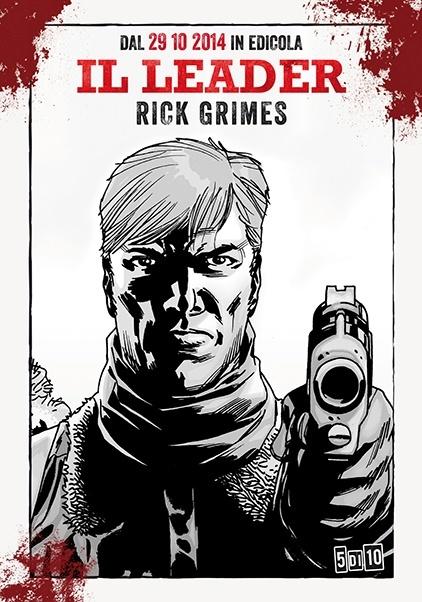 """La Gazzetta dello Sport e Promocard insieme per la collezione """"The Walking Dead"""""""