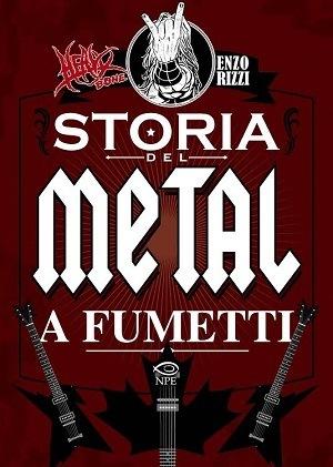 """""""Heavy Bone – Storia del Metal a fumetti"""" fa il tutto esaurito al Lucca Comics and Games"""